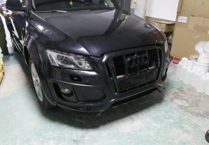 Audi Q5 converts to ABT